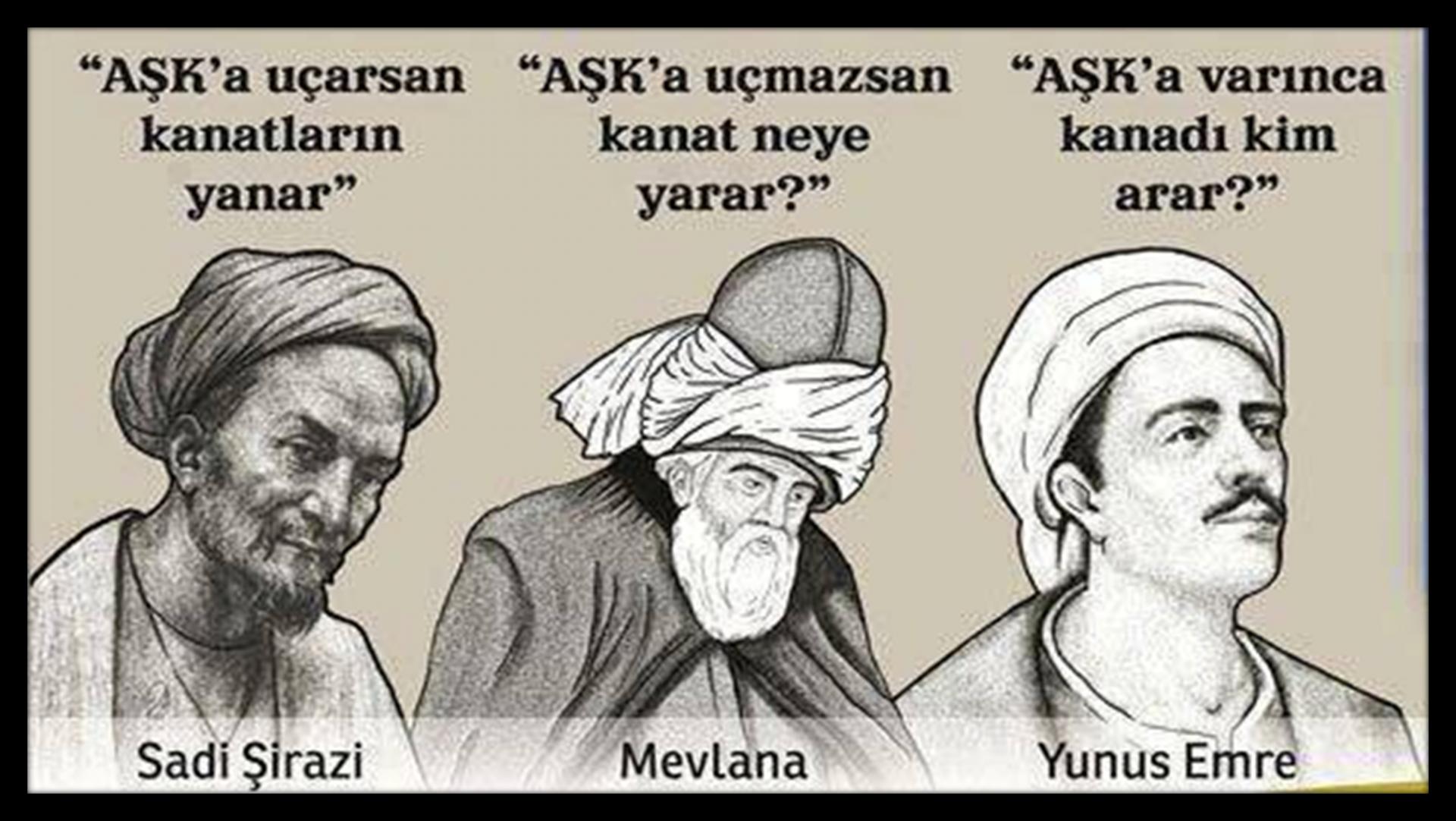 Tekke Edebiyatı-Dinî-Tasavvufi Halk Edebiyatı Nazım (Şiir) Türleri