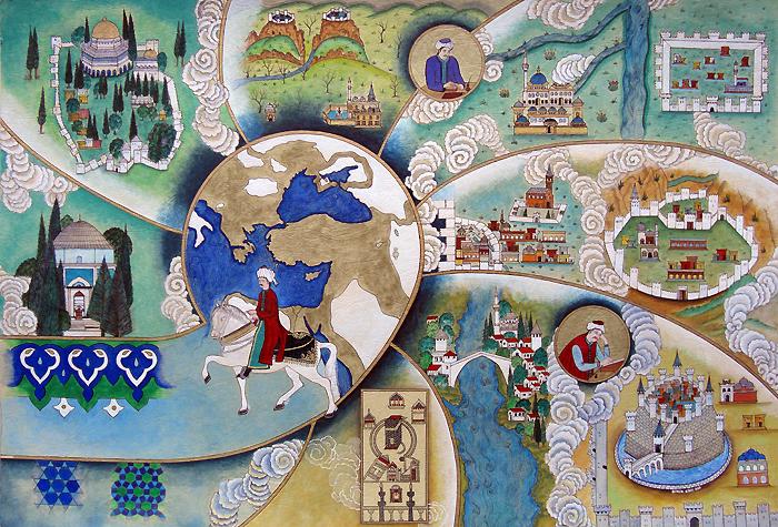 Evliya Çelebi Kimdir Hayatı Ve Seyahatnamesi Kitabı 17. Yüzyıl Osmanlı Topraklarını Gezmiştir. Seyahatine Dair Bıraktığı 10 Ciltlik Seyahatname'nin Konuları şu şekildedir