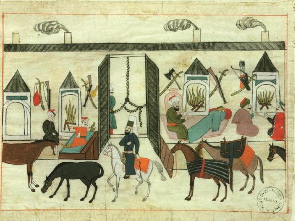 Evliya Çelebi Minyatür Resmi Travellers Tales Ottoman Empire History. Kimdir Hayatı Ve Seyahat Namesi Kitap Osmanlı Gezgini 1