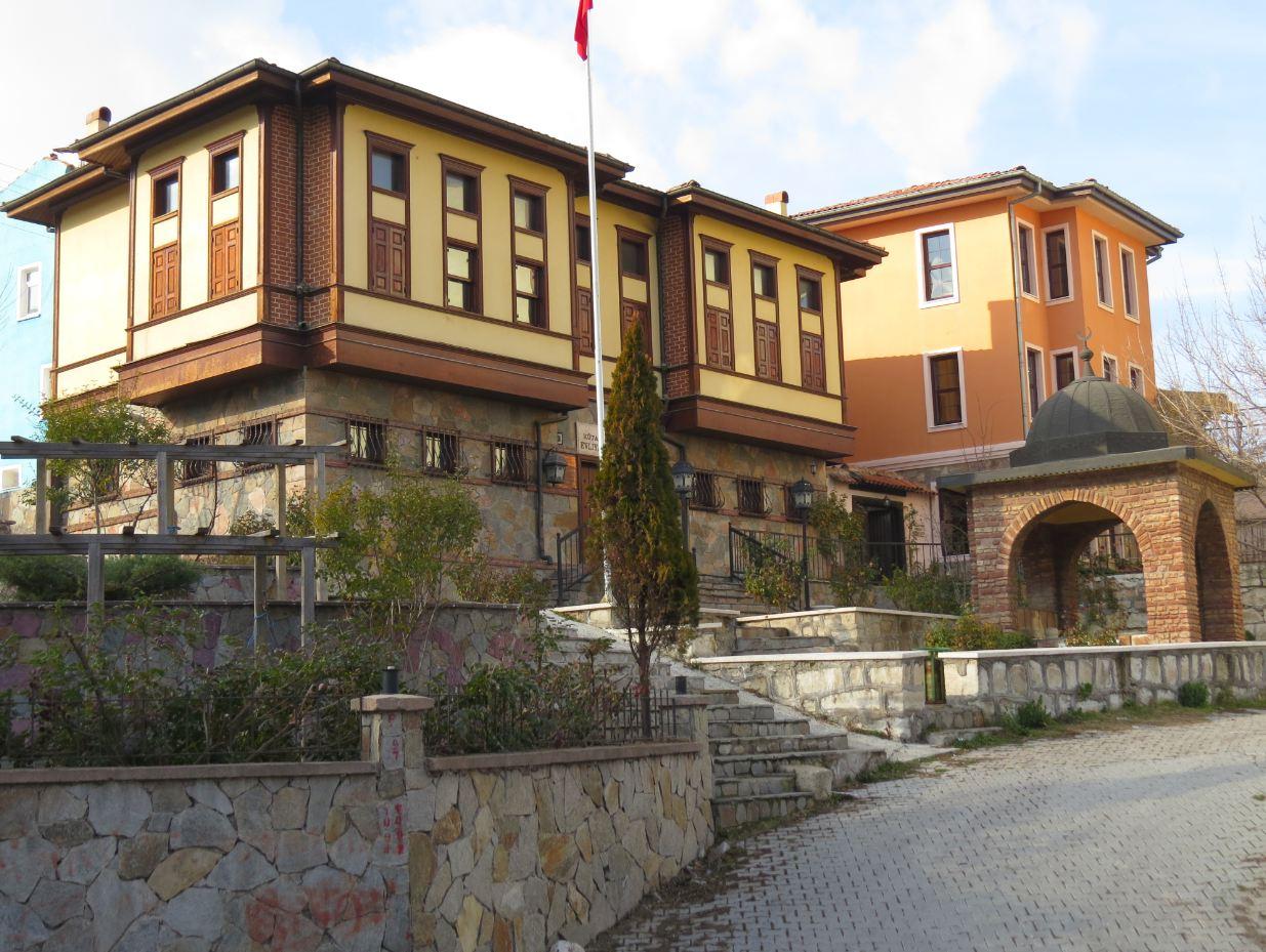 Evliya Çelebinin Müze Olarak Kullanılan Kütahyadaki Evi Müzesi