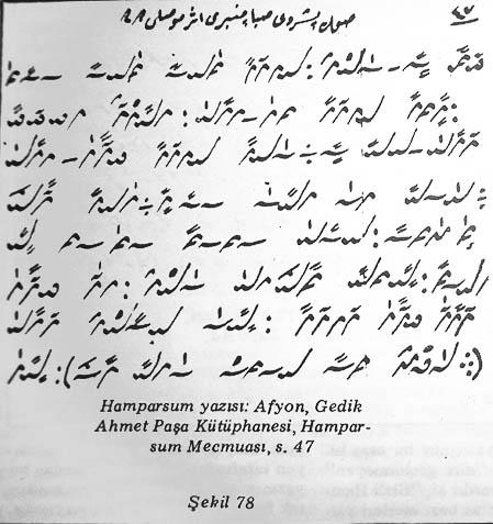 Hamparsum Limonciyan Kimdir Nota Yazma Metodu. Hayatı Biyografisi Eserleri Besteleri Ile Ilgili Bilgi. Kopya