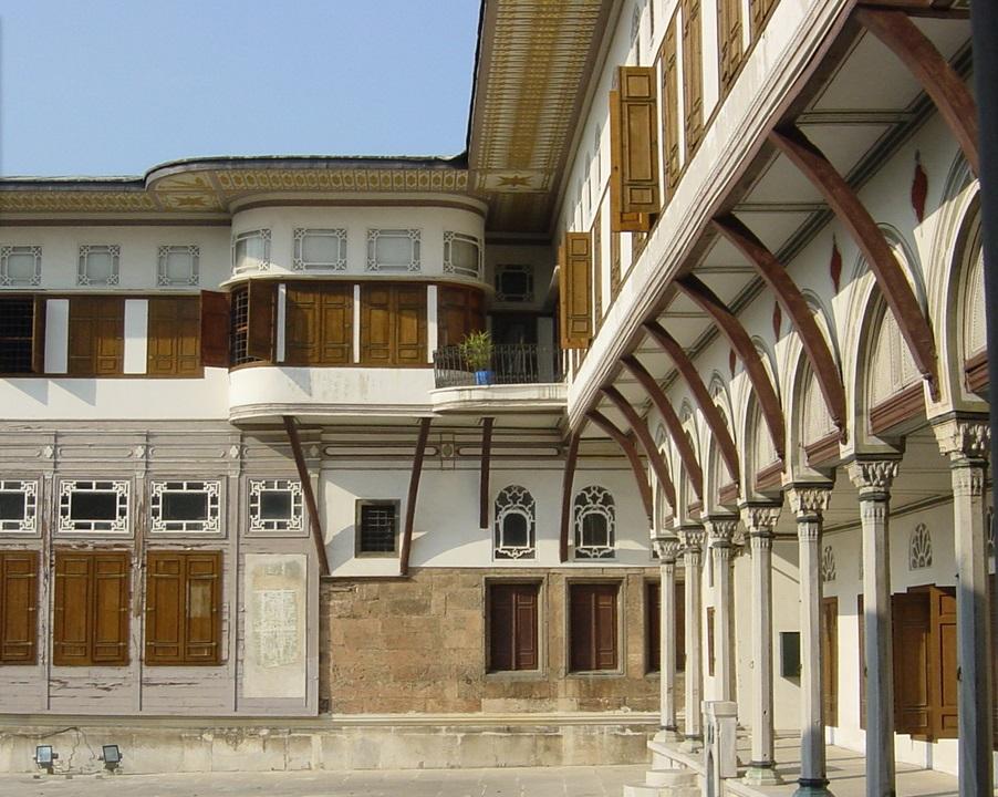 Harem Dairesi Topkapı Sarayı Istanbul Sultan 3. Selim Dönemi Osmanlı Saray Haremi Yaşamı Sanat Ve Mimari Tesirleri Palace Harem Imperial Hall Ottoman Empire