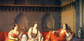 Harem Ve Cariyelik Sistemi Nedir Ve Nasıldır Bilgi Ve Resimleri Sarayı Haremi Ve Cariye Ne Demek Ve Ansiklopedik Bilgi Ve Görseleri Resim Ve Görüntüleri Ottoman Empire Palace