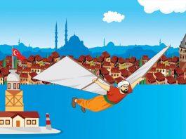 Hezarfen Ahmet Çelebi Kimdir Osmanlı Müslüman Türk Bilgini Müslüman Türk Alimleri Kısaca Hayatı Kısa Biyografisi Nedir
