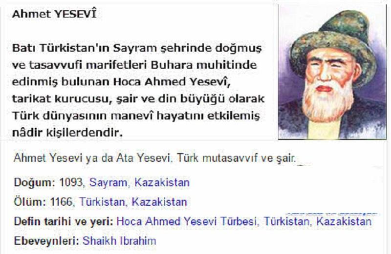 Ahmet Yesevi'nin en önemli eseri nedir