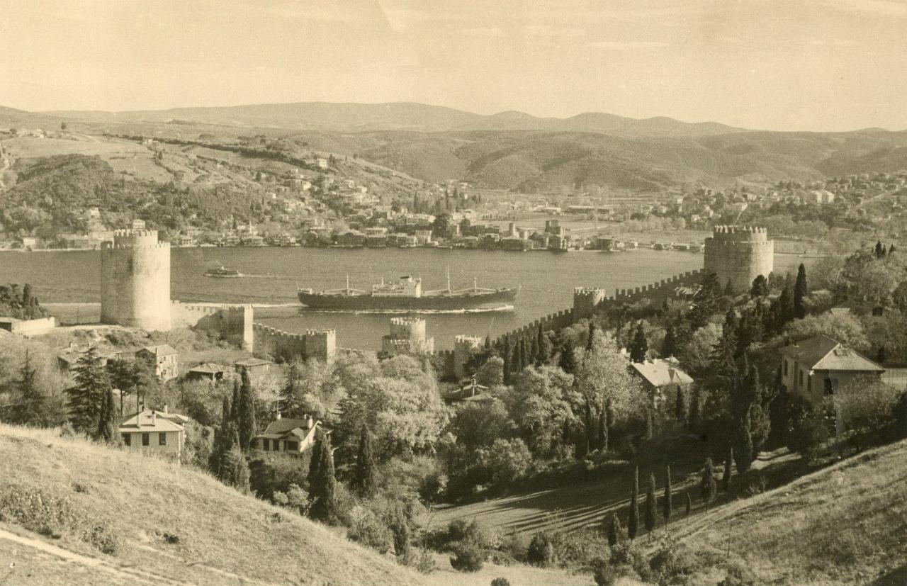 II. Mahmud Ve Hünkar İskelesi Anlaşması Ve Boğazlar Sorunu Eski İstanbul Fotoğrafları Arşivi Görsel