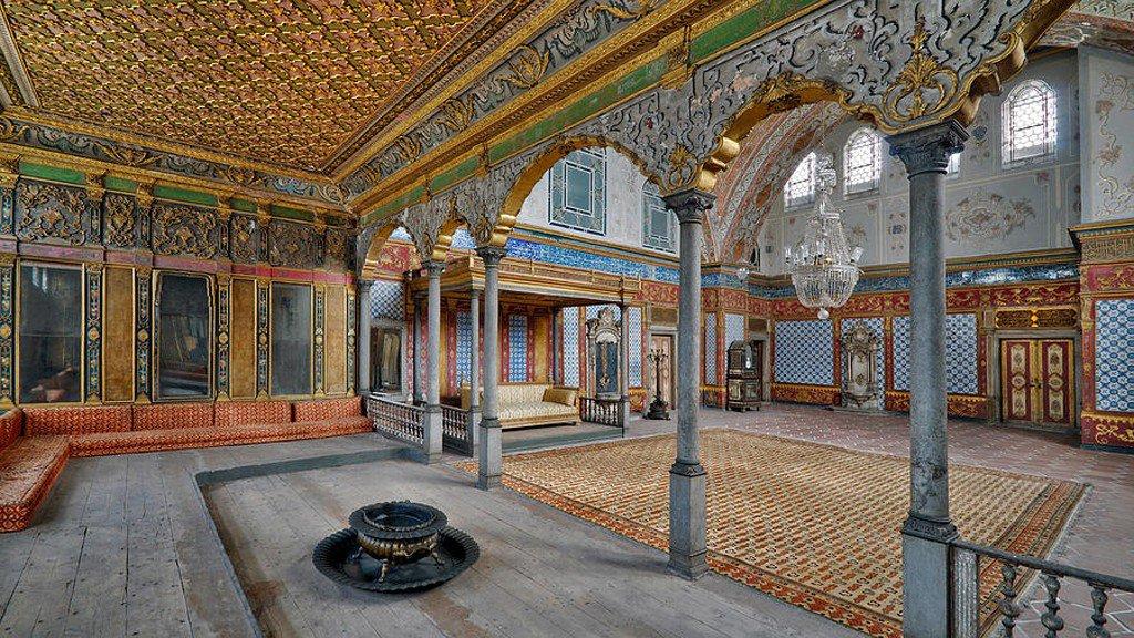III. Selim Sarayı Has Bahçesi Ve Harem Halvet Günü Eğlenceleri