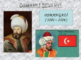 Kısaca Osmanlı Devleti Kurucusu Osman Bey Hakkında Bilgi Kısa Özet Konu Anlatım Osmanbey Gazi