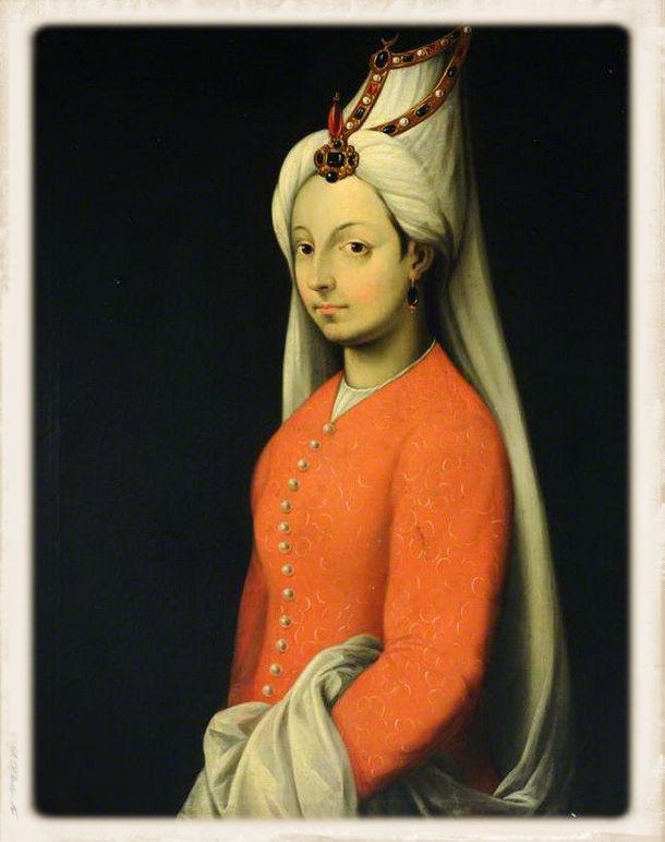 Kanuni Sultan Süleyman'ın Hürrem Sultan'dan Olan Kızı Mihrimah Sultan Hayatı Boyunca Devler Işlerinde çok Söz Sahibi Oldu Osmanli Donemine Damga Vurmus En Guclu 9 Sultan
