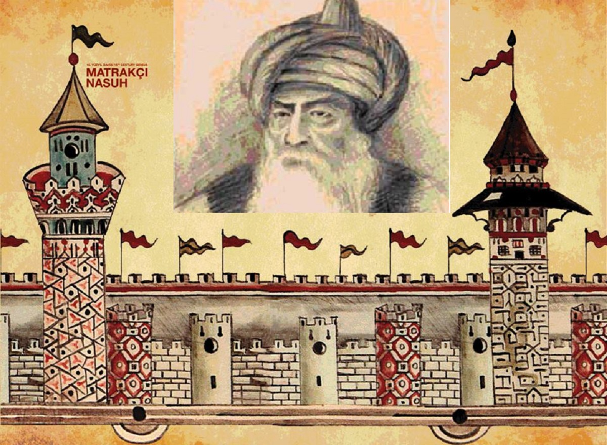 Matrakçı Nasuh Minyatür Sanatçısı Matematikçi Ve Tarihçi Matrakci Kimdir. Hayatı Sanatı Minyatürleri Bilgileri Bir Minyatürleri History Poet And Painter Ottoman Bilgi