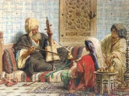 Okullarda Müzi̇k Eği̇ti̇mi̇ Osmanli Musiki Kurum Okulları Osmanlı Sarayında Müzikler Musika Osmanlılar Saray Musikisi
