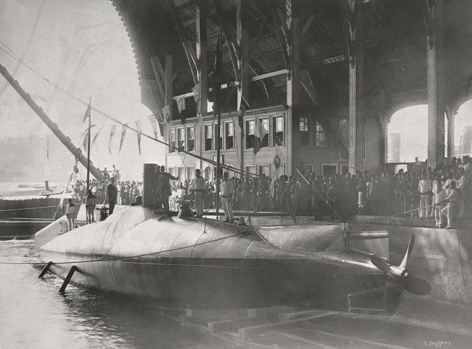 abdülhamid ve abdülmecid denizaltıları ile ilgili görsel sonucu