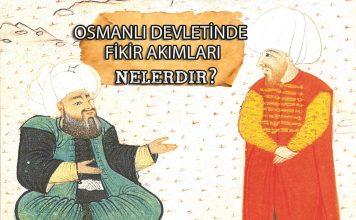 Osmanlı Devleti Fikir Akımları Ve Türkçülük Akımı. Osmancılık Milliyetcilik Tarihi Düşünce