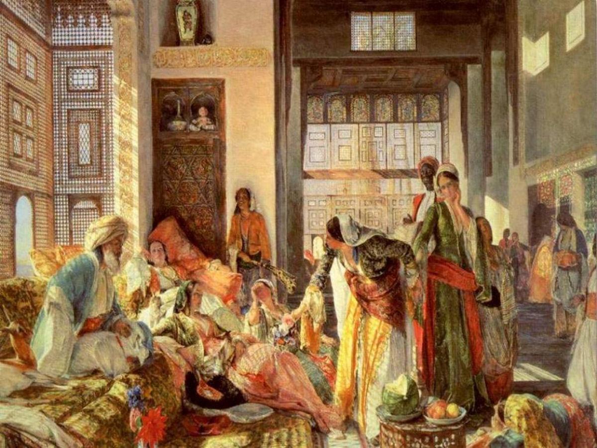 Osmanlı Devleti Musikisi Müziği. Osmanlılar Saray Müzikleri. Ottoman Empire Music Palace Harem.Ottomano Sultan Çalgı Resimleri Saray Ahalisi