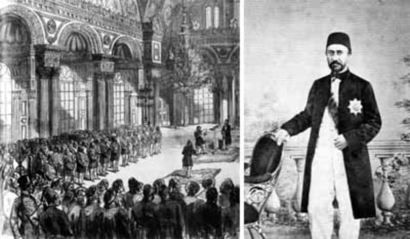 Osmanlı Devletinde Tanzimat Zamanı Ve Fermanı Gülhane I Hatt ı Hümayun Getirdiği Yenilikler. Tanzimat Fermanı Nedir