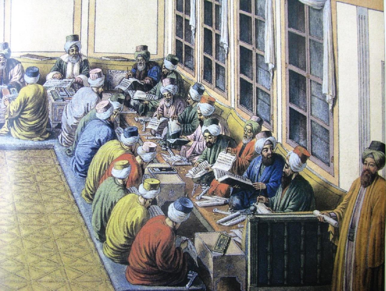 Osmanlı Devletinin Devrinde İlk Medrese Nerede Ve Ne Zaman Kim Açılmıştır Osmanlı Medrese Ile Ilgili Görseller Osmanlı Ilmiye Sınıfı