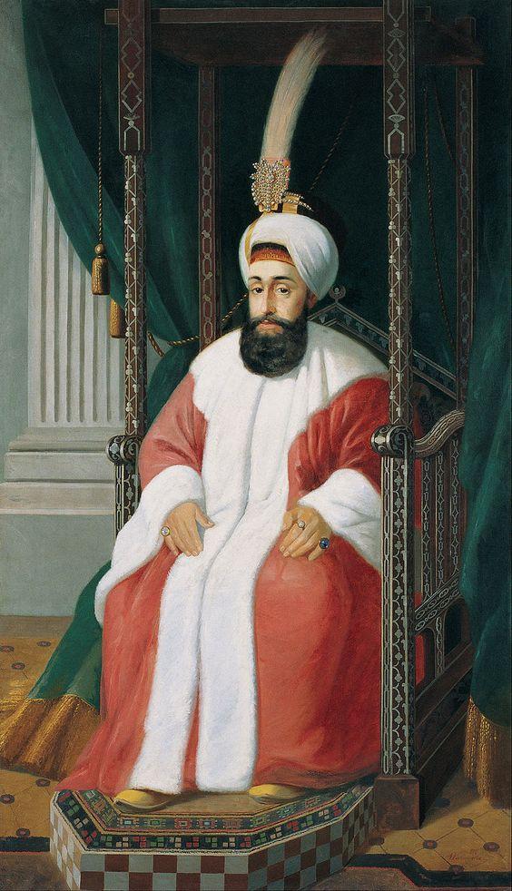 Osmanlı Hükümdarı 3. Selim Divan Edebiyatı Mahlası İlhami 28. Padişah İslam Halifesi