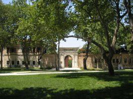 Osmanlı Padişahı III. Selim Topkapı Saray Has Bahçeleri Ve Harem Halvet Sokağı Eğlencesi Mint Topkapi Istanbul