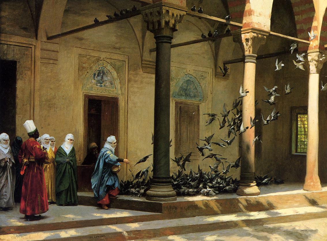 Osmanlı Sarayı Haremi Bölümü Yaşamı Foto Görüntüleri Ottoman Empire Palace Harem Ve Cariyelik Sistemi Nedir Ve Nasıldır Bilgi Resimleri Sarayı Haremi Ve Cariye Ne Demek.Ansiklopedik Bilgi Görsel
