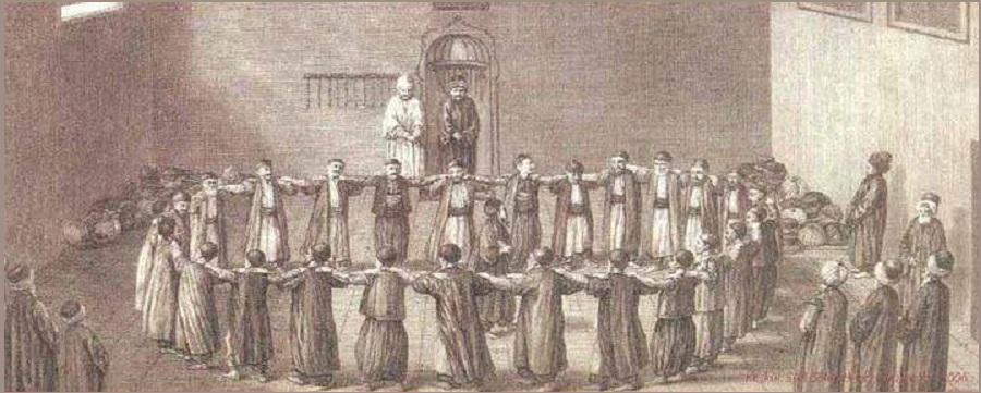 Osmanlı Sultanı Ii Mahmud Dönemi Mevlevilik Ve Mevlevihaneler Ilk