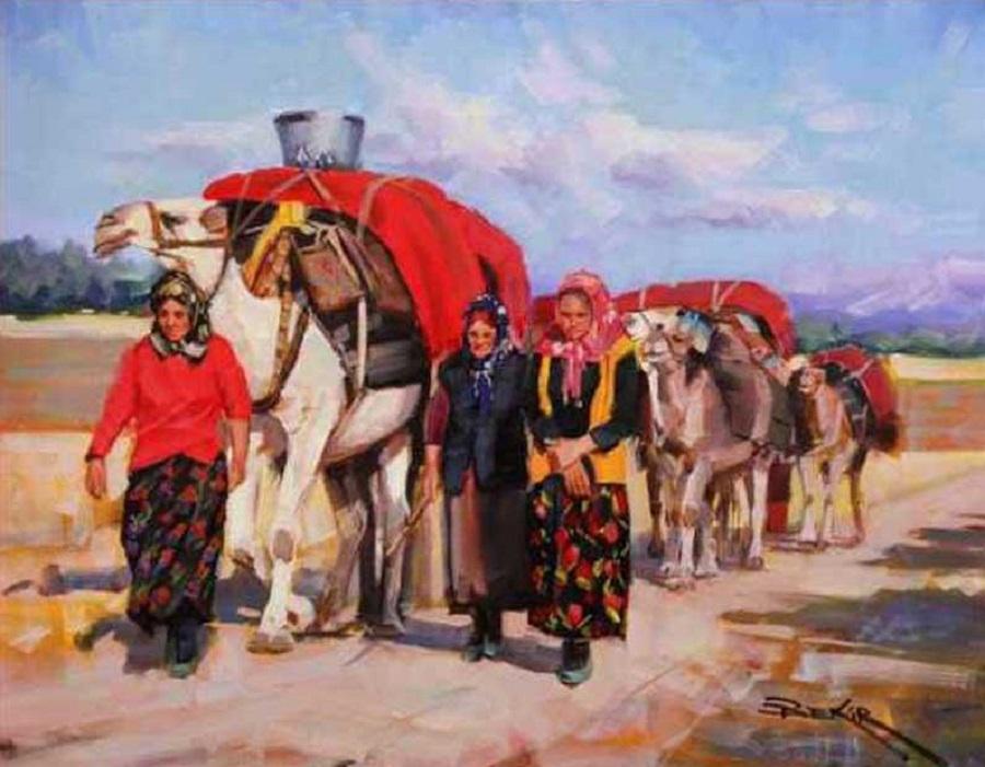 Osmanlı Türk İmparatorluğu Kadının Toplumdaki Yeri Yurdumun Anaları Fedakar Anneler