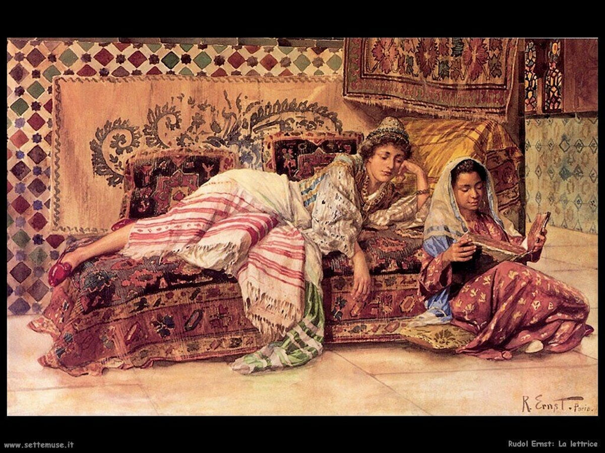 Osmanlıda Harem Osmanlı Devleti Musikisi Müziği. Osmanlılar Saray Müzikleri. Ottoman Empire Music Palace Harem.Ottomano Sultan Çalgı