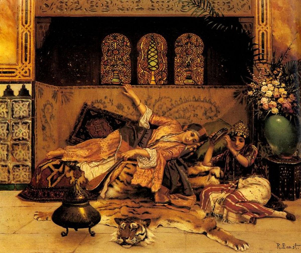 Osmanlıda Harem Osmanlı Devleti Musikisi Müziği. Osmanlılar Saray Müzikleri. Ottoman Empire Music Palace Harem.Ottomano Sultan Çalgısı
