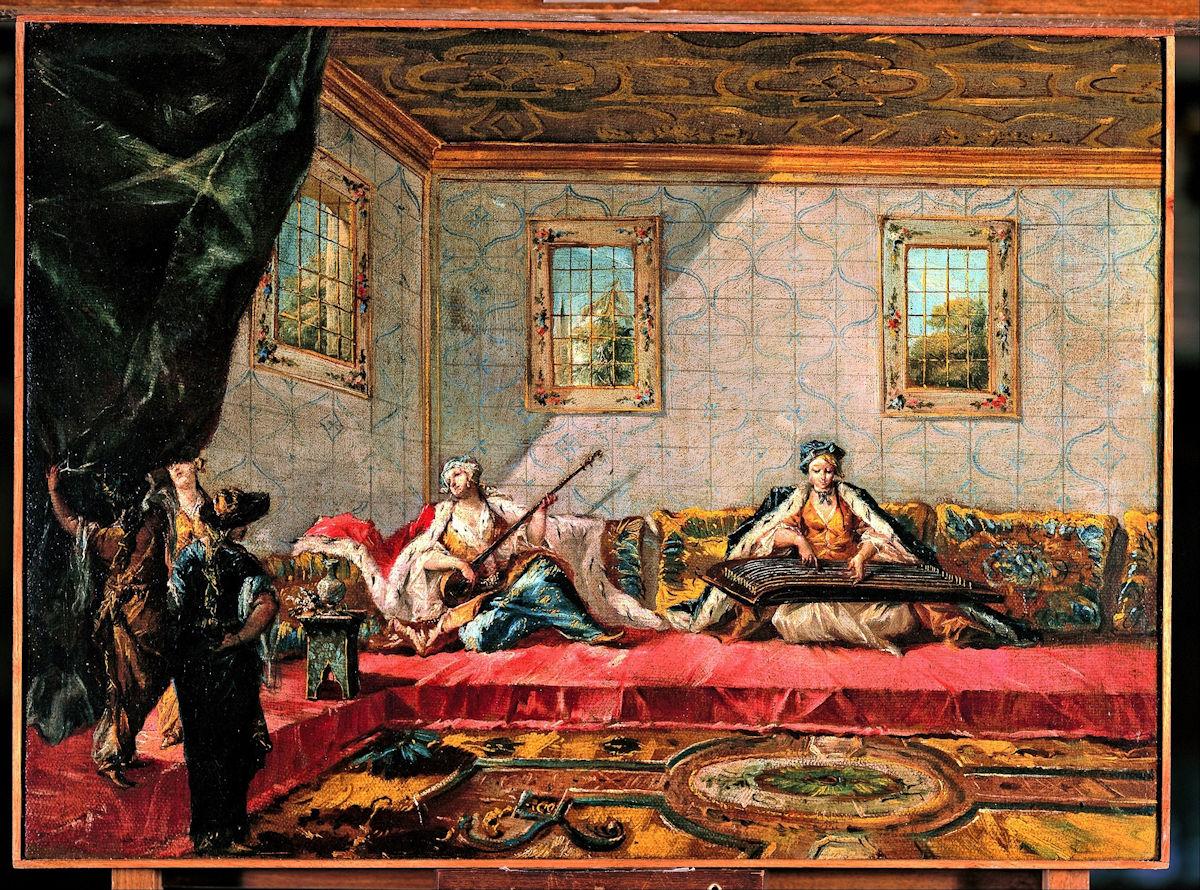 Osmanlıda Harem Osmanlı Musikisi Ve Klasik Batı Müziği