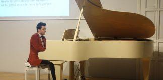 Piyano Tuşlarından Farklı Ezgiler Turing 2016 2017 Yılbaşı Konseri Repertuvarı Genç Piyanist Güneş Yakartepe Akustik Piano 192 2