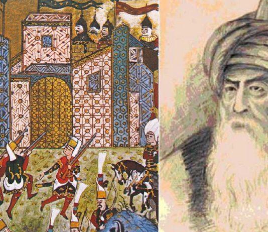 Rodosun Fethini Gösteren Bir Minyatür. Fethullah Çelebi Arifi Historian Poet And Painter Matrakçı Nasuh Ottoman Rhodes 1522 Bilgi