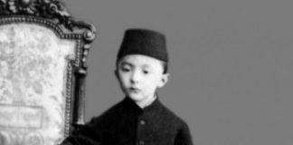Son Osmanlı Şehzadesi Bestekar Mehmed Seyfeddin Osmanoğlu Efendi Şehzade Besteci Mehmet Seyfettin Sultan Abdülaziz Oğlu. Anne Gevheri Kadınefendi