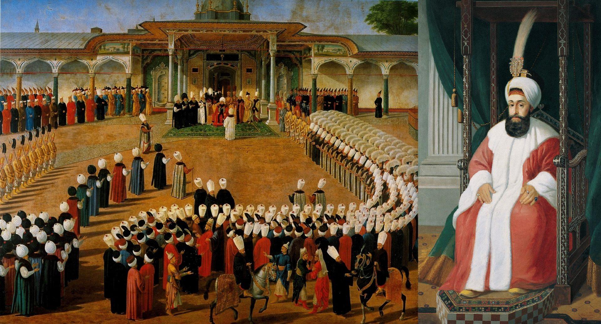 Sultan 3. Selim Nizam ı Cedit'in Tarifi Ve Planı Osmanlı Padişahı İslam Halifesi