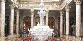 Sultan Abdülmecid Dönemi Ve Mimarlık Dolmabahçe Osmanlı Sarayı Milli Saraylar İstanbul Padişah Abdülmecit Dolmabahce Palace