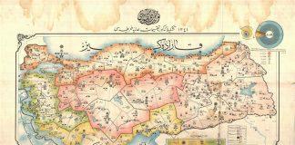 Sultan II. Abdülhamid Devri Harita Ve Planlarında İstanbul Adlı Kitap Abdulhamit Han Petrol Haritasi