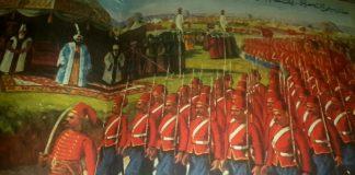 Sultan Selim 3. And The Parade Of The Nizam Al Jadid Army Nizam ı Cedid Ordusu