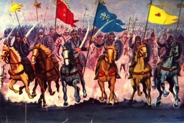 Türk Devletleri Hangileri Kuruluş Yıkılış Tarihleri Nedir