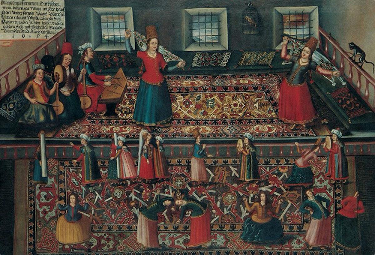 Türk Haremin Gizemli Sırları Osmanlıda Harem Osmanlı Musikisi Ve Klasik Batı Müziği