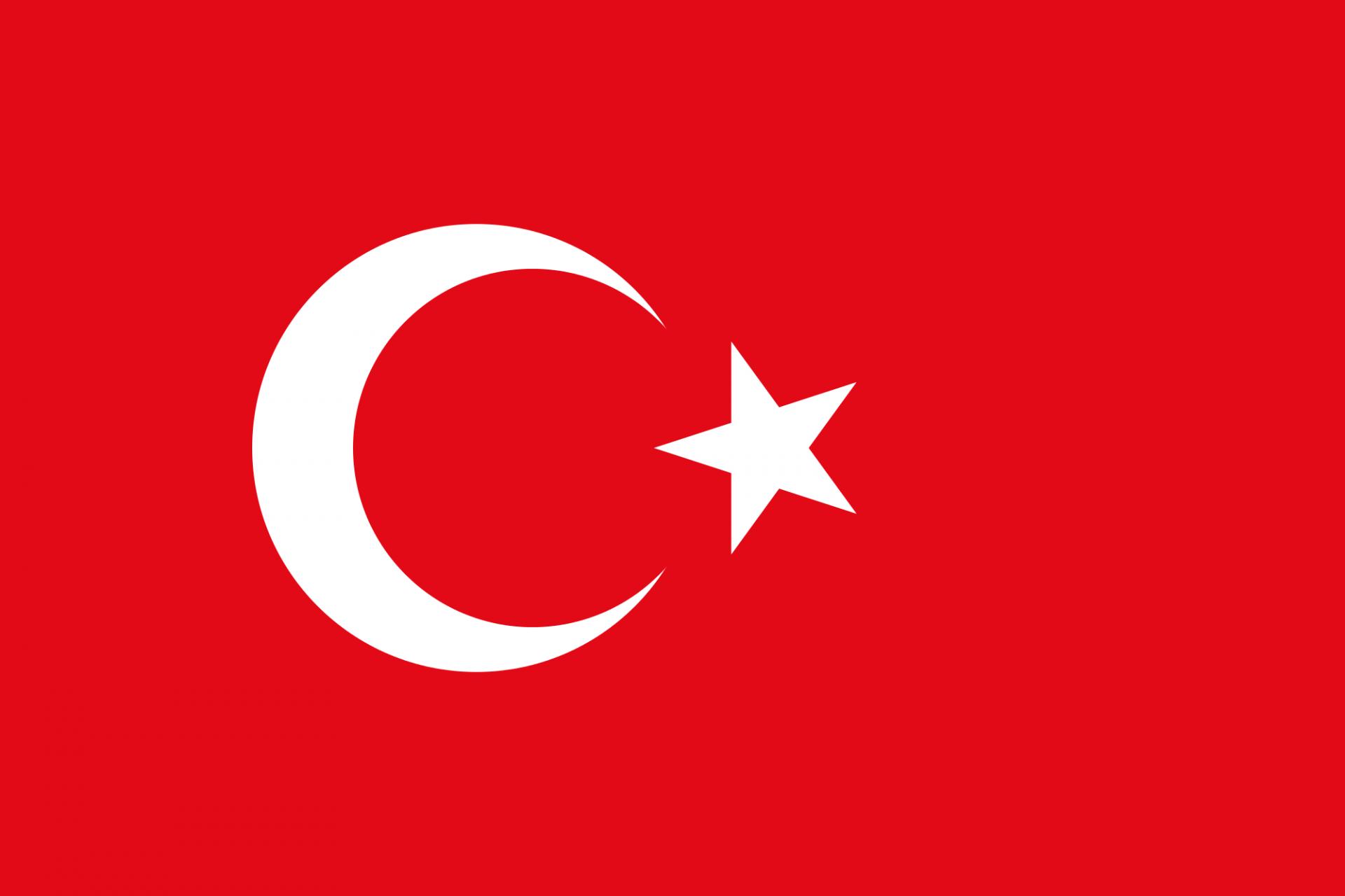 Türkiye Cumhuriyeti Bayrağı. Türk Bayrağındaki Ay Ve Yıldızın Kökeni Flag Of Turkey