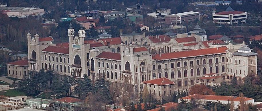Tıphane Mekteb I Tıbbiye I Adliye I Şahane Kökü Osmanlı Padişahı II. Mahmut Haydarpasa Campus General 1