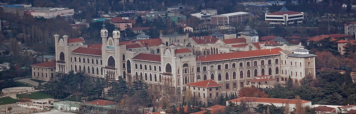 Tıphane Mekteb I Tıbbiye I Adliye I Şahane Kökü Osmanlı Padişahı II. Mahmut Haydarpasa Campus General