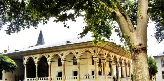 Topkapı Sarayı Enderun Avlusu Osmanlıda Kurulan Devlet Saray Okulu