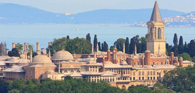 Topkapı Sarayı Sultan 3. Selim'e Ait Musiki Meşk Odası 1