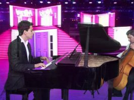 Çello ve Piyano Düeti 1) Selatü Ümmiye 2) Tuti- i Mucize Guyem Ne Desem Laf Değil Itri Segah İlahi Viyolansel