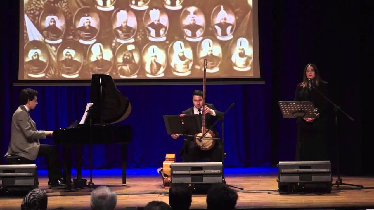 Sultan II. Abdülhamid Han Anma Etkinliği Konseri. Padişahın Sanatsal Yönü Anlatıldı.