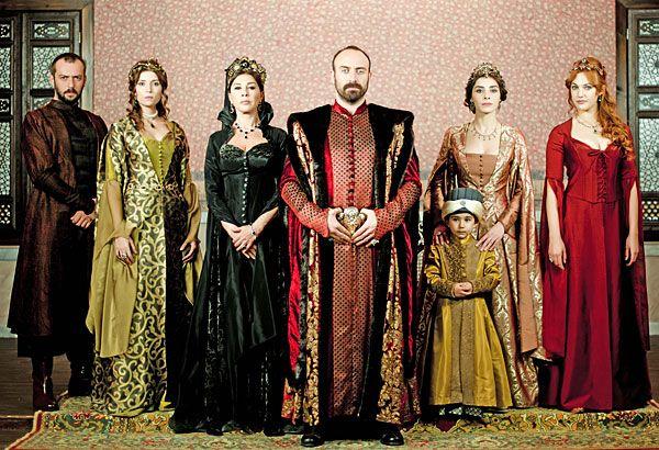 Hürrem Sultan Osmanlı Tv Dizisi Fotograf ve Resimleri