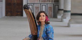ÇEng Nedir Eski Tarihi Türk Osmanlı ARP Klasik Türk Musiki Sazı Telli Bilgileri Çeşitleri Tarihi Yapısı Özelikleri Cen