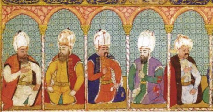 Nlü Osmanlı Tarihçileri Kimdir Tarih Konulu Eserleri Tarihi Devleti Sultanları Eski Tarihi Saray İstanbul Resimler Ottoman Empire Görsel Tablo