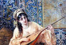 Bestekar Dilhayat Kalfa Kimdir Saray Hayatı Eserleri Sanatı Görevlisi Müzik Yaşamı Musik Musiki. Ottoman Harem Resimle Kadını Hanımı Kızları Kız