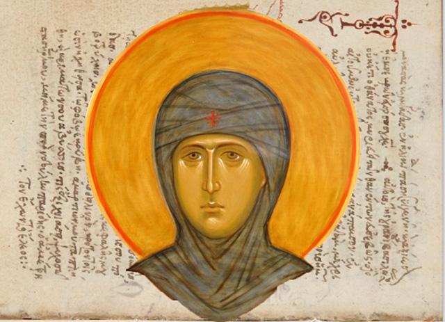 Bilinen İlk Kadın Besteci Kassia.Bizans İstanbul Notaları Bulunan Dünyanın İlk Kadın Bestekarı