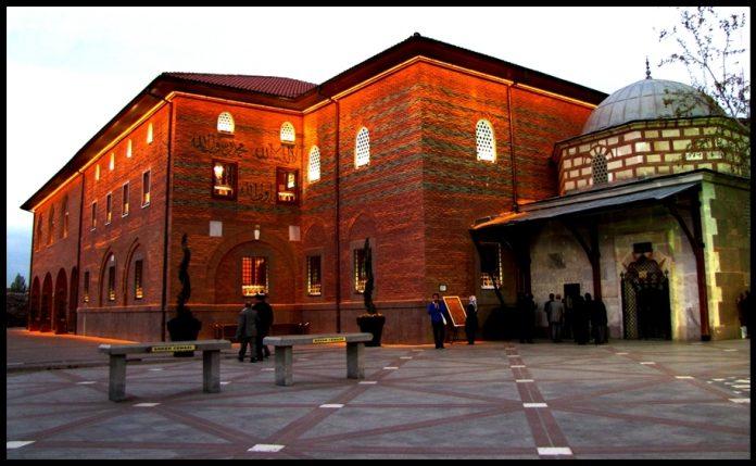 Hacı Bayram Veli Kimdir. Şair Bestekar Tasavvuf Adamı Hayatı Eserleri Hayatı Eserleri Sanat Yönleri Camii